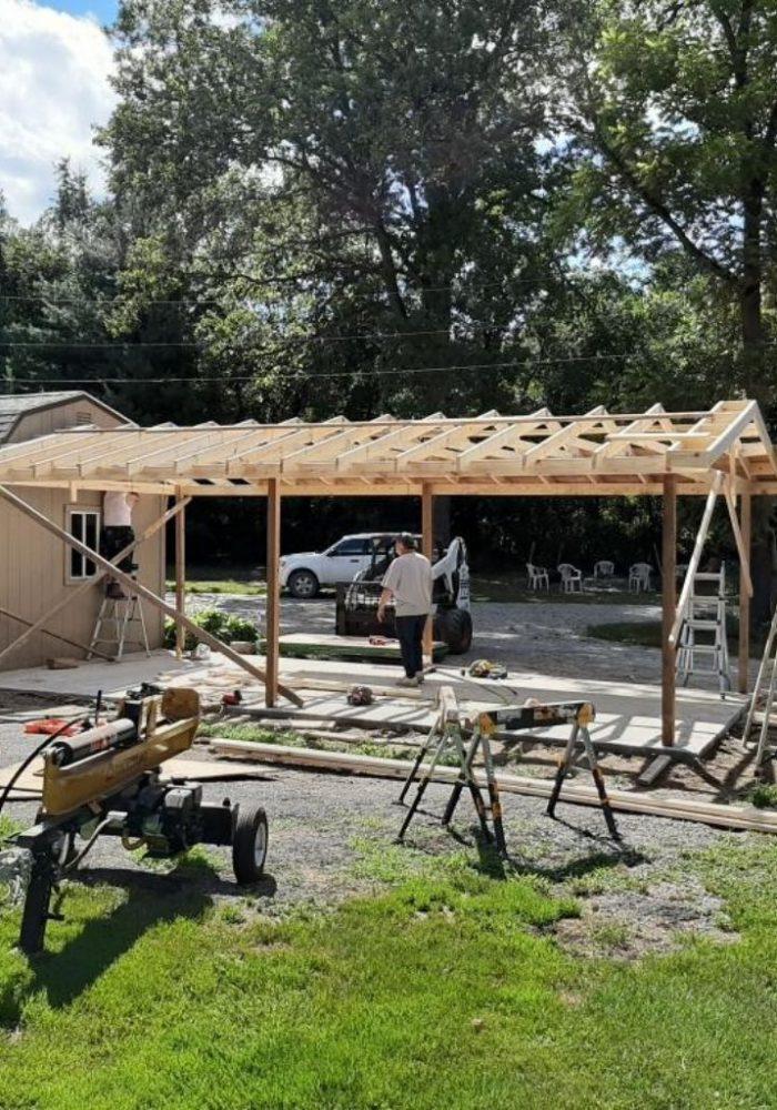 builders in brighton michigan
